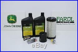 Genuine John Deere Gator Service Filter Kit LG248 TS 4x2 Trail Oil Air