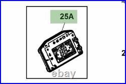 Genuine John Deere Gator Utility Vehicle XUV855D Instrument Cluster AM144457