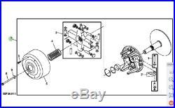 Genuine John Deere XUV 850D Gator Primary Clutch AM138530