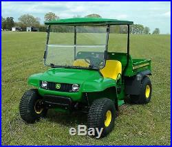 Hard Top Canopy Roof and Frame for TS and TX John Deere Gators