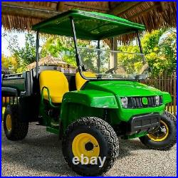 Hard Top Canopy for John Deere TH 6x4 Gator Made in The USA