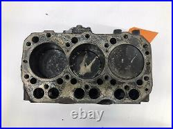JOHN DEERE 1435 YANMAR 3TNE74 DIESEL ENGINE BLOCK AM879207 2030 PRO GATOR Projec