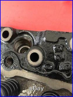 JOHN DEERE 330 332 655 F915 Gator YANMAR DIESEL ENGINE CYLINDER HEAD AM875030