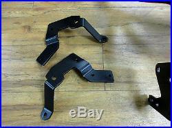 JOHN DEERE GATOR RSX850i FRONT BRUSH GUARD PART # BM23366
