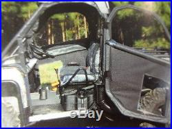 John Deere Gator Xuv 850d 4x4 Diesel 2007 Thru 13 Seizmik Full Size Soft Doors