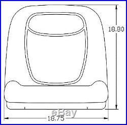 John Deere Pair (2) Camo Seats Fits Gator 4x2 Hpx, 4x4 Hpx, 4x4 Trail Hpx Series