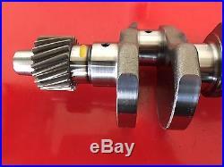 John Deere 322 330 332 655 & Diesel Gator Yanmar 3tn66 Crankshaft Am875020 $1078
