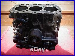 John Deere 330 332 655 F912 Diesel Gator 375 3375 Yanmar 3tn66 Engine Block