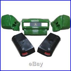 John Deere 4x2 Gator GREEN Body Parts BJD582