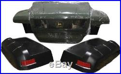 John Deere 4x2 Gator TRAIL Body Parts BJD579