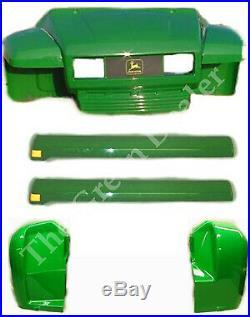 John Deere 6X4 Gator Plastic Replacement Kit 6X4KIT