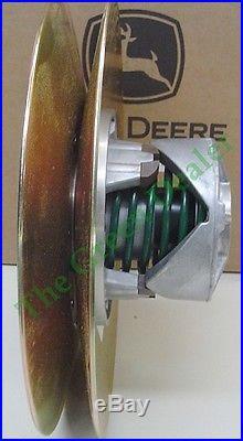 John Deere 6X4 Gator Secondary Drive Clutch