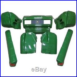 John Deere 6x4 Gator GREEN Body Parts BJD583