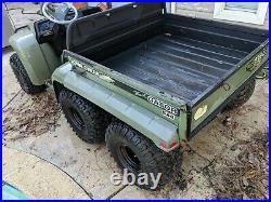 John Deere 6x4 Trail Gator Rare