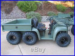 Military John Deere Gator. John Deere A1 Military Gator 6x4 4x4 Army Vehical Hunting Ranch Farm Utv ATV. John Deere. Miliatary John Deere Gator 6x4 Parts Diagram At Scoala.co