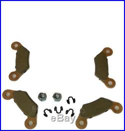 John Deere Brake Pad Kit AM141182 4x2 HPX 4x4 HPX XUV M-Gator