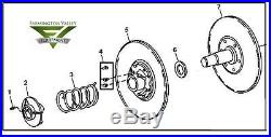 John Deere CS Gator CX Gator Secondary Driven Clutch AM138516 New OEM