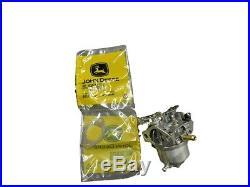 John Deere Carburetor and gaskets 6x4 Gator serial 068251-134033 AM122396