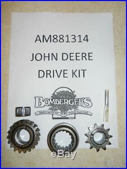 John Deere Drive Kit 4x2, 6x4, M Gator, Worksite Gator AM881314