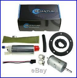 John Deere Fuel Pump + Tank Seal & Filter for 13-17 Gator RSX 850i 860i AM136612