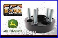 John Deere Gator 1.75 Wheel Spacers (2) by BORA Off Road Made in the USA