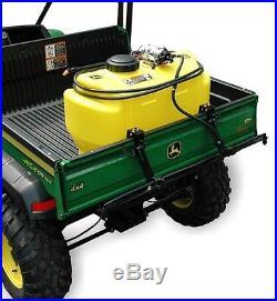 John Deere Gator 25 Gallon Bed Sprayer