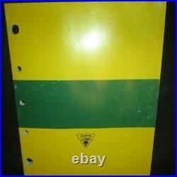 John Deere Gator 4X2 & 6X4 Utility Vehicle Operator`s Manual Original OEM 1996