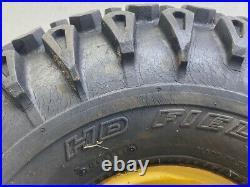John Deere Gator 4x2 OEM Front Wheel Rim With 22-12-8 Carlisle HD Field Tire
