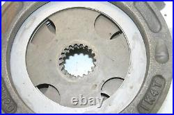 John Deere Gator 4x2 Transmission Brake Disc Plates Assembly Rear Brakes