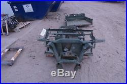 John Deere Gator 620I 4X4 07 Frame 15796