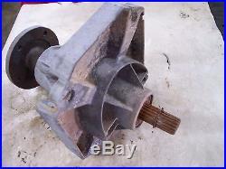 John Deere Gator 6 X 4. 2 X 4 Rear Axle Assembly Used #228