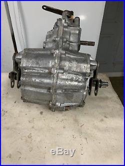 John Deere Gator 6 X 4. 2 X 4 Transaxle Used 11/18
