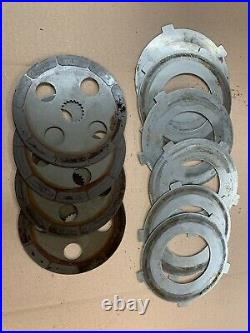 John Deere Gator 6 X 4, 4 X 2 Brake Disc Set AM878460 Used 12/20