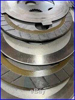 John Deere Gator 6 X 4, 4 X 2 Brake Disc Set Used 01/20