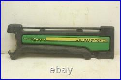 John Deere Gator 825I 12 Box Bed Side Right 25482
