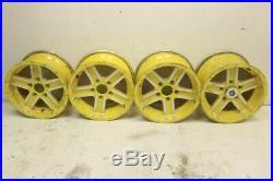 John Deere Gator 825I 12 Wheel Set Front 14X7/ Rear 14X8 24120