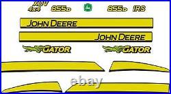 John Deere Gator 855D Decal Kit