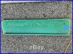 John Deere Gator AMT 600 Tail Gate Used 3/19