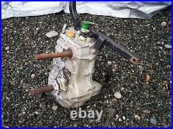 John Deere Gator AMT 600 Transmission Good Working Condition. Used 7/21