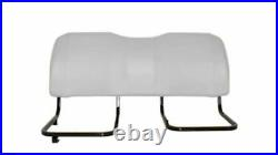 John Deere Gator Bench XUV 550 Seat Covers White 550 S4