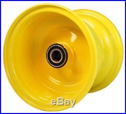 John Deere Gator Front Wheel Fits 22.5x10-8 Tire Replaces AM143568 AM116369
