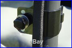 John Deere Gator HPX/XUV 2 Pc Vented Windshield-BEST-FREE SHIPPING