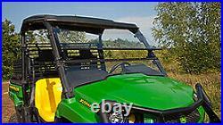 John Deere Gator OPS Full No-scratch Windshield BM23373