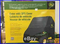 John Deere Gator OPS Realtree Camo Cover LP93103 XUV 625i 825i 855D HPX