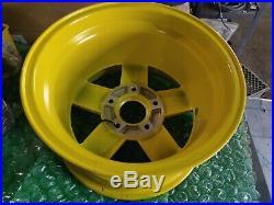 John Deere Gator Rim, Yellow 14x8.0 114.3/5h Pn M175017