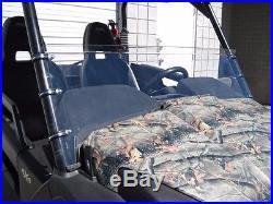 John Deere Gator Rsx 16 1/2 Tall Half Windshield