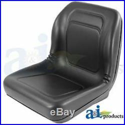 John Deere Gator Seat VG11696-BL AM126149, AM129970 CX E TE TH TX XUV 4x2 4x4