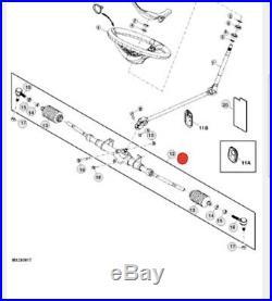 John Deere Gator Steering Rack AM147822 XUV 625 825 855D Genuine
