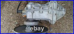 John Deere Gator Transmission Gearbox 4x2 5x4 with secondary driven clutch