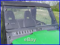 John Deere Gator XUV 550/560/590i/590m Premium Economy Lexan Windshield 2012-18